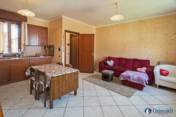 Appartamento in vendita a Pregnana Milanese, Arredato, con giardino, 55 mq - Foto 21