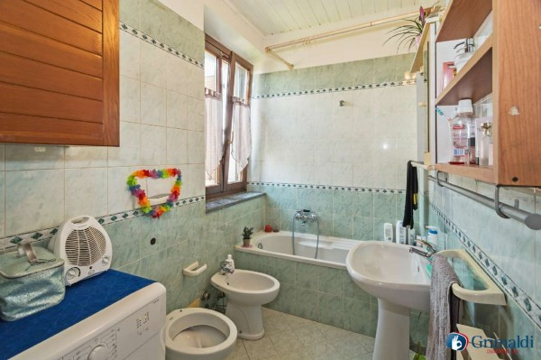 Appartamento in vendita a Pregnana Milanese, Arredato, con giardino, 55 mq - Foto 19
