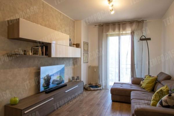 Appartamento in vendita a Milano, Affori Fn, Arredato, con giardino, 70 mq