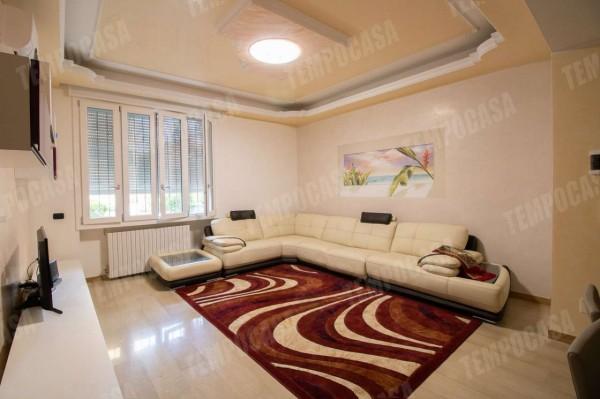 Appartamento in vendita a Milano, Affori Fn, Con giardino, 110 mq