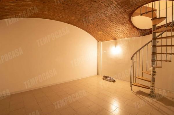 Appartamento in vendita a Milano, Affori Fn, Arredato, con giardino, 75 mq