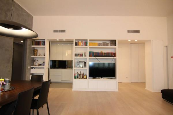 Appartamento in vendita a Milano, Fiera, 140 mq - Foto 22