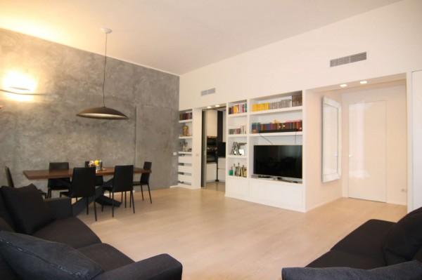 Appartamento in vendita a Milano, Fiera, 140 mq - Foto 21