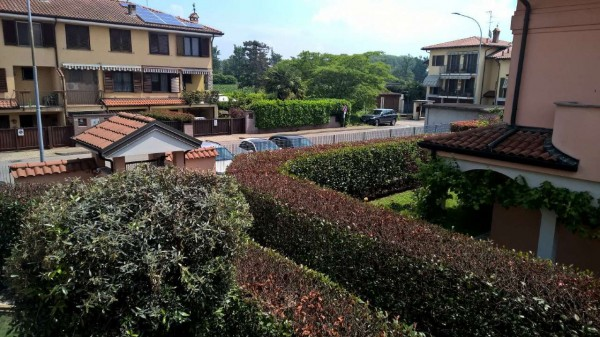 Appartamento in affitto a Cisliano, Arredato, con giardino, 60 mq