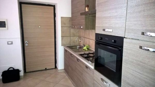 Appartamento in affitto a Cornaredo, Arredato, con giardino, 40 mq