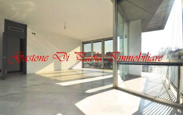 Ufficio in affitto a Milano, Maggiolina, 379 mq