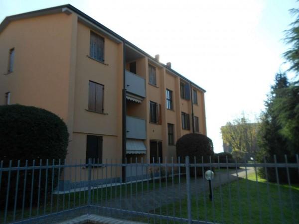 Appartamento in vendita a Spino d'Adda, Residenziale, Con giardino, 112 mq