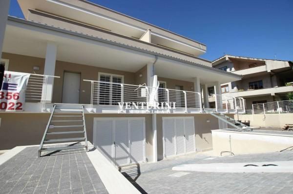 Villa in vendita a Roma, Valle Muricana, Con giardino, 140 mq - Foto 6