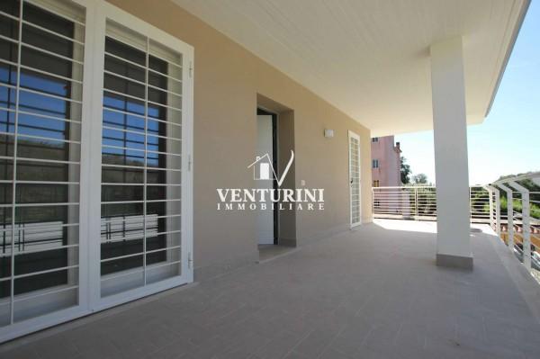 Villa in vendita a Roma, Valle Muricana, Con giardino, 140 mq - Foto 13