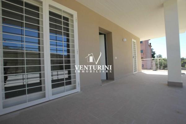 Villa in vendita a Roma, Valle Muricana, Con giardino, 140 mq - Foto 12