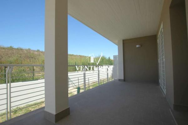 Villa in vendita a Roma, Valle Muricana, Con giardino, 140 mq - Foto 14
