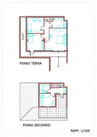 Villa in vendita a Roma, Valle Muricana, Con giardino, 140 mq - Foto 33