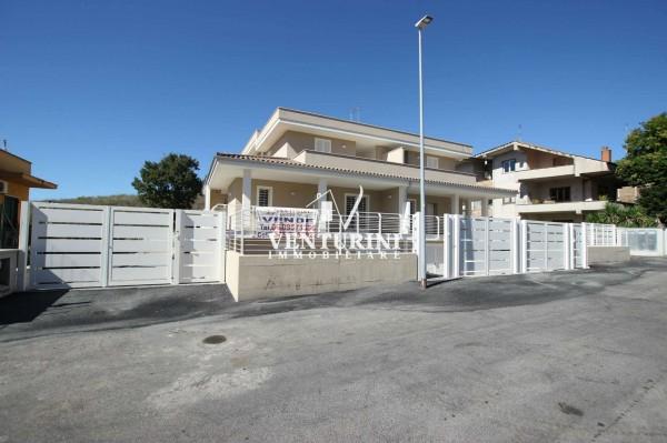 Villa in vendita a Roma, Valle Muricana, Con giardino, 140 mq - Foto 8