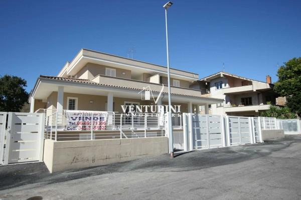 Villa in vendita a Roma, Valle Muricana, Con giardino, 140 mq - Foto 7