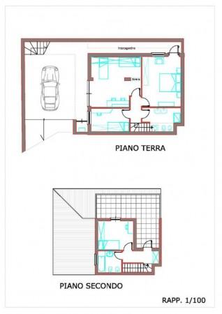 Villa in vendita a Roma, Valle Muricana, Con giardino, 140 mq - Foto 31