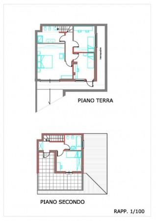 Villa in vendita a Roma, Valle Muricana, Con giardino, 140 mq - Foto 35