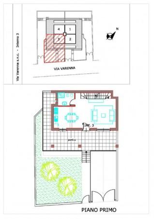 Villa in vendita a Roma, Valle Muricana, Con giardino, 140 mq - Foto 34