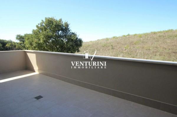 Villa in vendita a Roma, Valle Muricana, Con giardino, 140 mq - Foto 11
