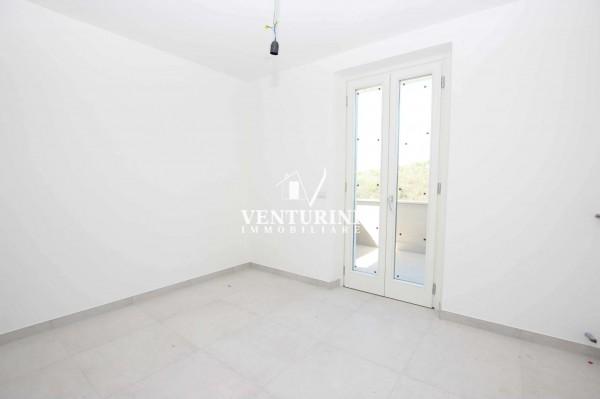 Villa in vendita a Roma, Valle Muricana, Con giardino, 140 mq - Foto 18