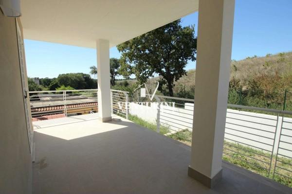 Villa in vendita a Roma, Valle Muricana, Con giardino, 140 mq - Foto 9
