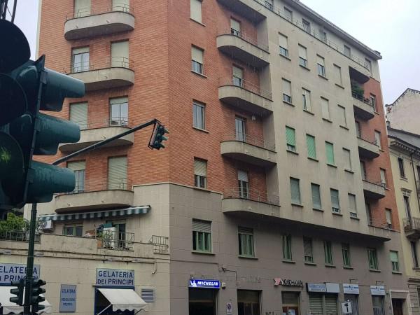 Appartamento in vendita a Torino, Cit Turin, 178 mq