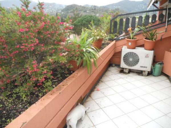 Appartamento in vendita a Rapallo, Santa Maria, Con giardino, 150 mq - Foto 17