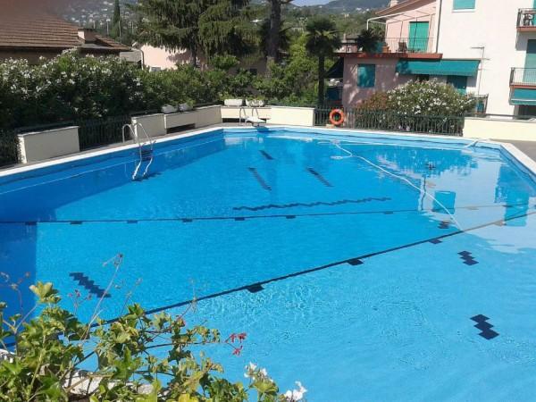Appartamento in vendita a Rapallo, Santa Maria, Con giardino, 150 mq - Foto 25