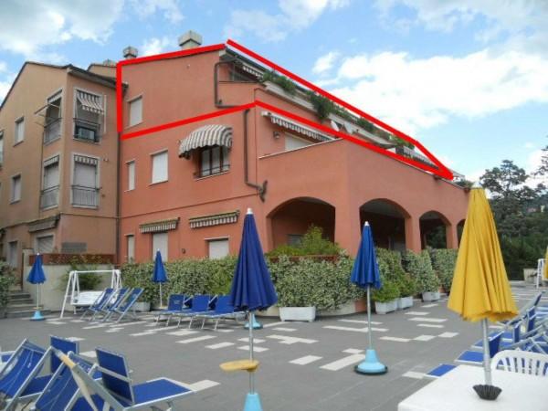 Appartamento in vendita a Rapallo, Santa Maria, Con giardino, 150 mq - Foto 24