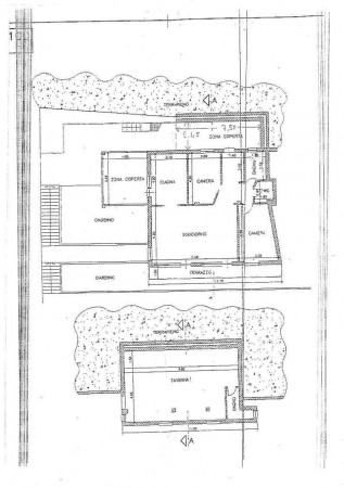 Appartamento in vendita a Zoagli, Sant'andrea Di Rovereto, Con giardino, 160 mq - Foto 2