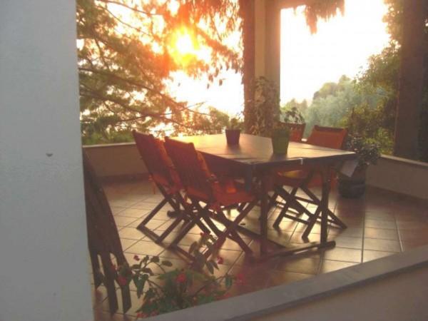 Appartamento in vendita a Zoagli, Sant'andrea Di Rovereto, Con giardino, 160 mq - Foto 19
