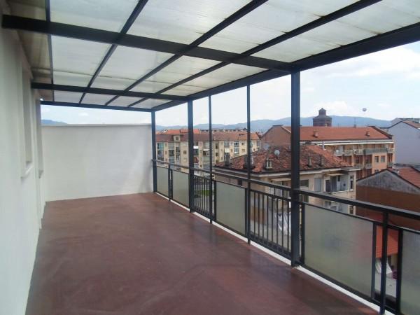 Appartamento in vendita a Torino, Borgo Vittoria, 88 mq