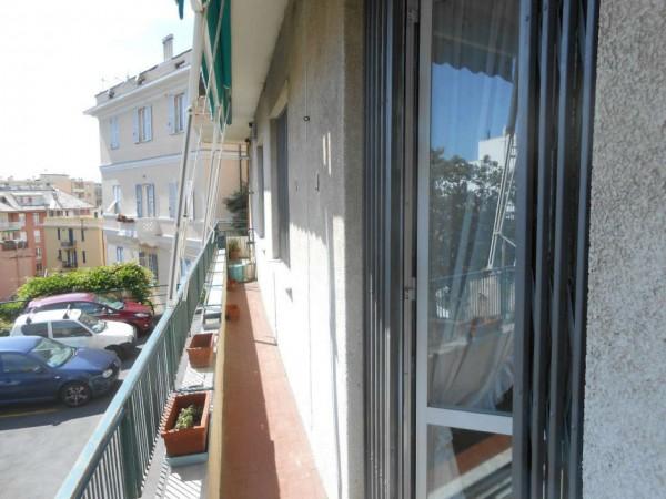 Appartamento in affitto a Genova, Adiacenze Ospedale San Martino, Arredato, 105 mq - Foto 6