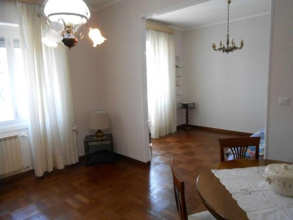 Appartamento in affitto a Genova, Adiacenze Ospedale San Martino, Arredato, 105 mq
