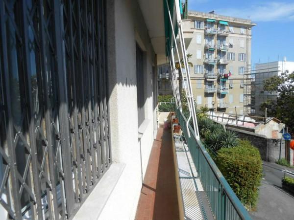 Appartamento in affitto a Genova, Adiacenze Ospedale San Martino, Arredato, 105 mq - Foto 30