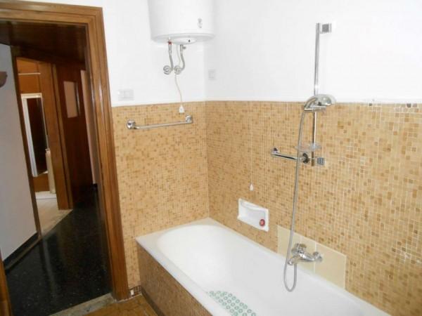 Appartamento in affitto a Genova, Adiacenze Ospedale San Martino, Arredato, 105 mq - Foto 9