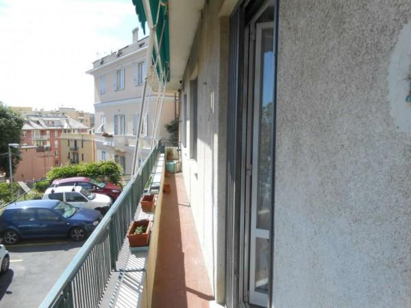 Appartamento in affitto a Genova, Adiacenze Ospedale San Martino, Arredato, 105 mq - Foto 7