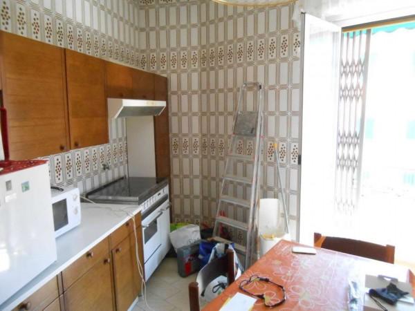 Appartamento in affitto a Genova, Adiacenze Ospedale San Martino, Arredato, 105 mq - Foto 45