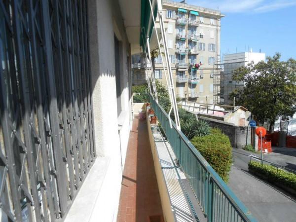 Appartamento in affitto a Genova, Adiacenze Ospedale San Martino, Arredato, 105 mq - Foto 5