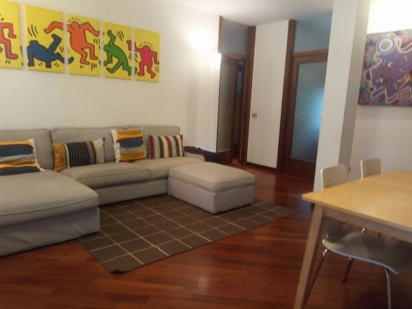 Appartamento in vendita a Crema, San Carlo, Con giardino, 120 mq