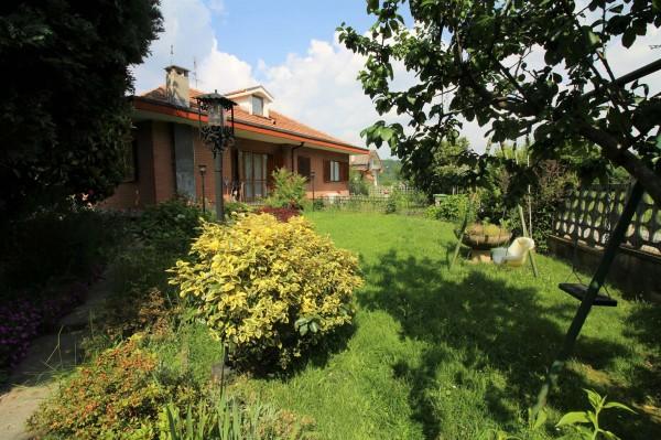 Villa in vendita a Trana, Con giardino, 223 mq