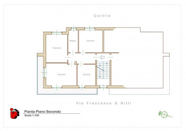 Appartamento in vendita a Racconigi, Semi Centrale, Con giardino, 90 mq - Foto 15