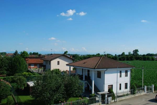Appartamento in vendita a Racconigi, Semi Centrale, Con giardino, 90 mq - Foto 4