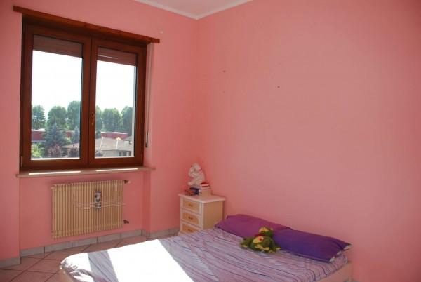 Appartamento in vendita a Racconigi, Semi Centrale, Con giardino, 90 mq - Foto 9