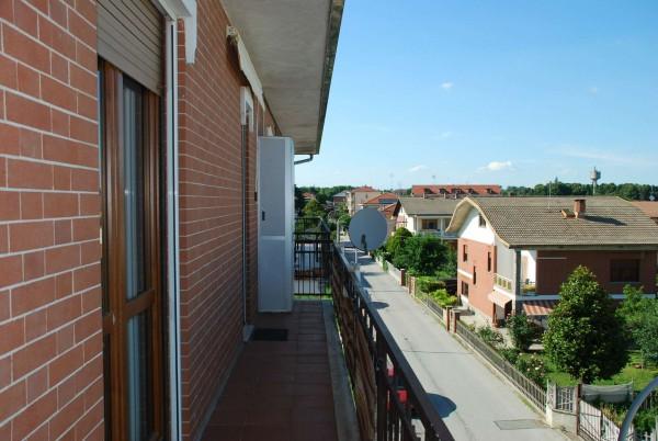 Appartamento in vendita a Racconigi, Semi Centrale, Con giardino, 90 mq - Foto 3