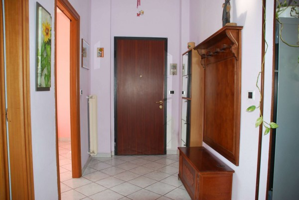Appartamento in vendita a Racconigi, Semi Centrale, Con giardino, 90 mq - Foto 6