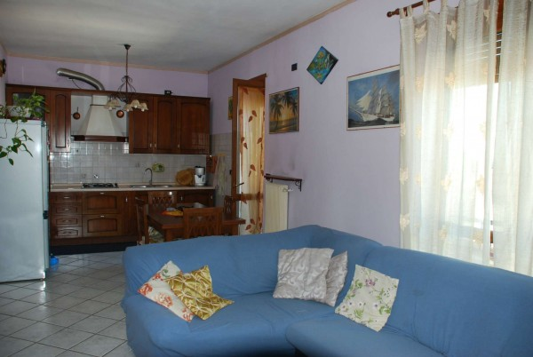 Appartamento in vendita a Racconigi, Semi Centrale, Con giardino, 90 mq - Foto 11