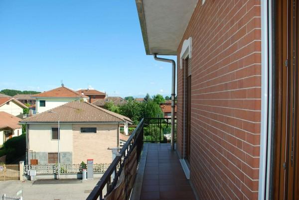 Appartamento in vendita a Racconigi, Semi Centrale, Con giardino, 90 mq - Foto 5