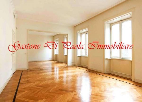 Appartamento in affitto a Milano, Centro Storico, Con giardino, 211 mq - Foto 19