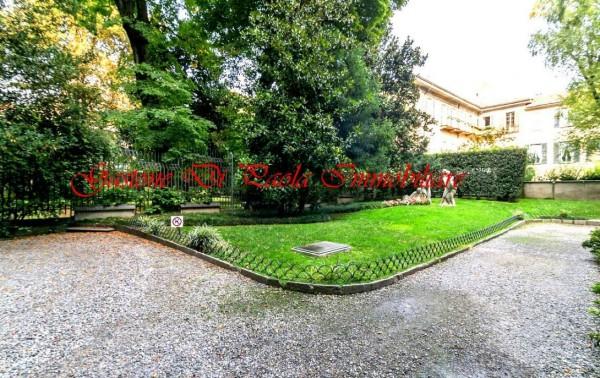 Appartamento in affitto a Milano, Centro Storico, Con giardino, 211 mq - Foto 7