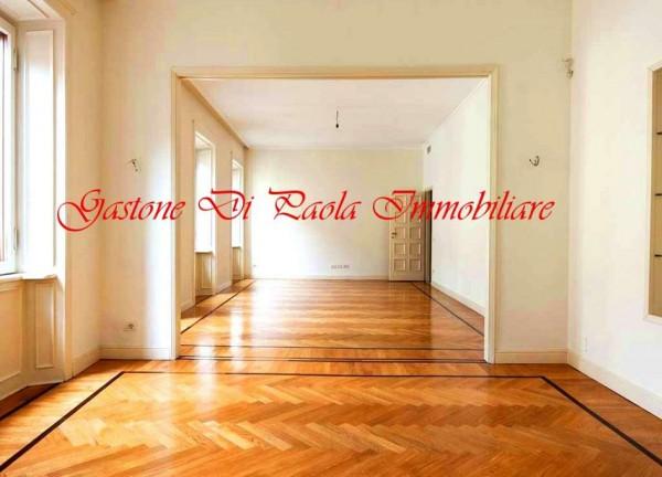 Appartamento in affitto a Milano, Centro Storico, Con giardino, 211 mq - Foto 12